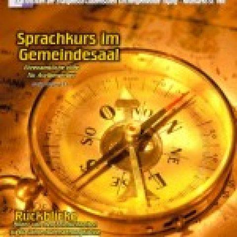 Deutschkurs im Gemeindesaal