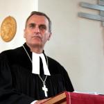 Oberkirchenrat Michael Martin hielt die Festpredigt