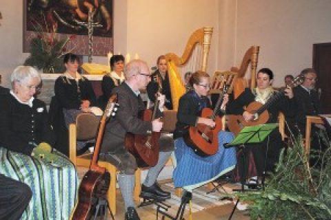 Bairisches Adventsingen in der Auferstehungskirche