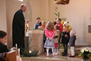 Erntedank - Familiengottesdienst