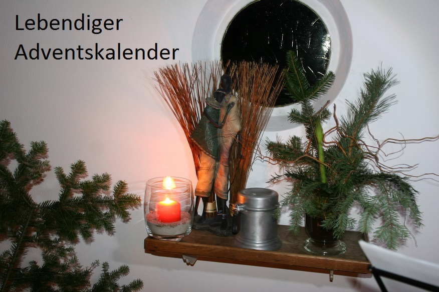 der lebendige adventskalender wer macht mit evangelisch in t ging und neumarkt st veit. Black Bedroom Furniture Sets. Home Design Ideas
