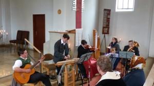 Hofer Musik im Gottesdienst - Kopie