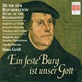 Lieder aus der Zeit der Reformation