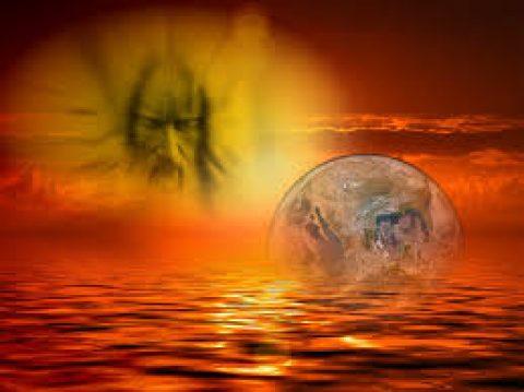 Ich glaube an Gott, den Schöpfer des Himmels und der Erden!?