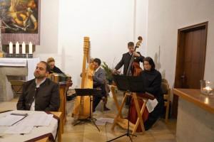 Bairisches Adventssingen in der Auferstehungskirche am 2. Advent