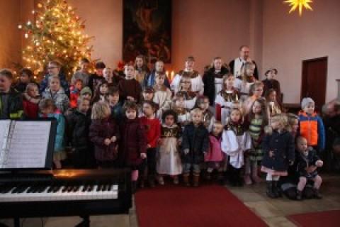 Die evangelische Gemeinde wünscht allen Mitgliedern und Freunden ein frohes und gesegnetes Neues Jahr 2018