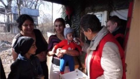 Evangelische Gemeinde unterstützt Rumänienhilfe von Juliane Einöder