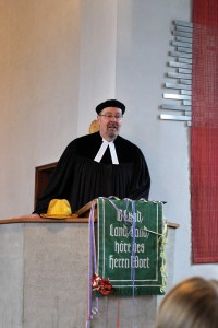 Töginger Faschingsgottesdienst mit Doktor Martin Luther