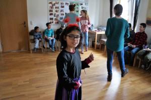 Café International feiert Fasching am Faschingsdienstag