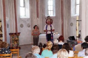 Okumenischer Sommergottesdienst Zur Hochzeit Von Kana Mit