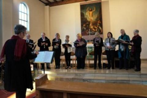 Konzert am Wahlabend in der Auferstehungskirche