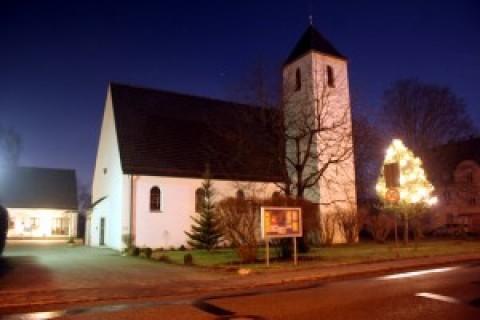 Weihnachtsgottesdienste in der Auferstehungskirche