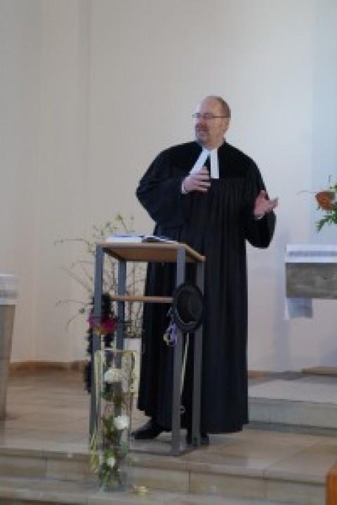 Faschingsgottesdienst in der Auferstehungskirche: