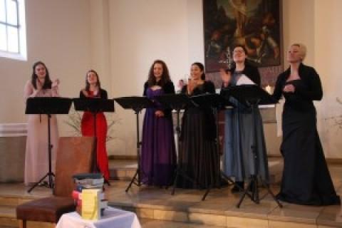 """Ensemble Vocarana gibt """"Stillen Heldinnen"""" aus der Bibel eine Stimme"""