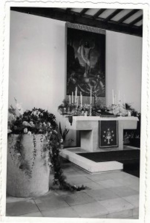 Jubel-Konfirmation in der Auferstehungskirche