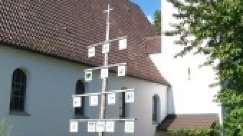 KONFIRMATION in Töging an Christi Himmelfahrt