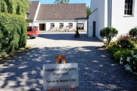 50 Jahre Evangelische Kirchengemeinde – Festtag am 14. Juli