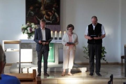 Großer ökumenischer Ökumenischer Gottesdienst in der Auferstehungskirche