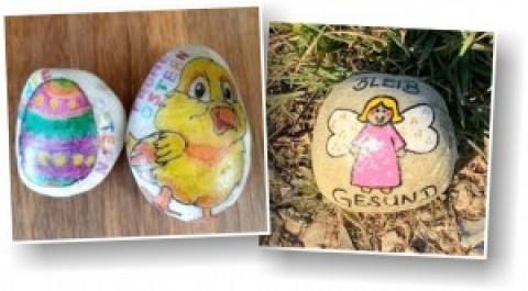 """Ostern """"am Küchentisch"""""""