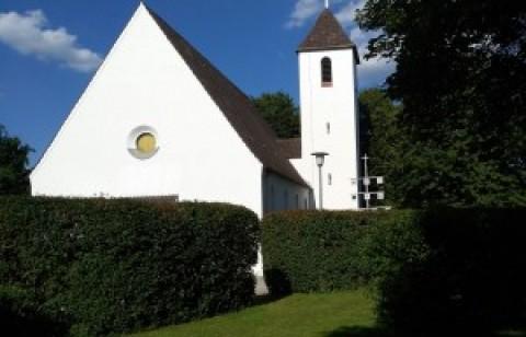 Open-air-Gottesdienst zu Pfingsten