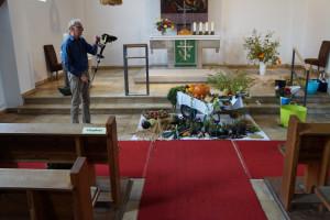 Erntedank in der Auferstehungskirche