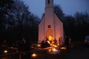 Waldweihnacht in Hampersberg