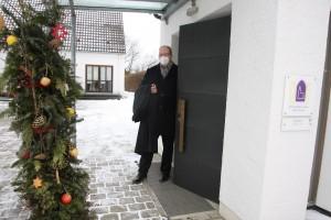 Evangelische Gemeinde setzt Zeichen mit Lockdown