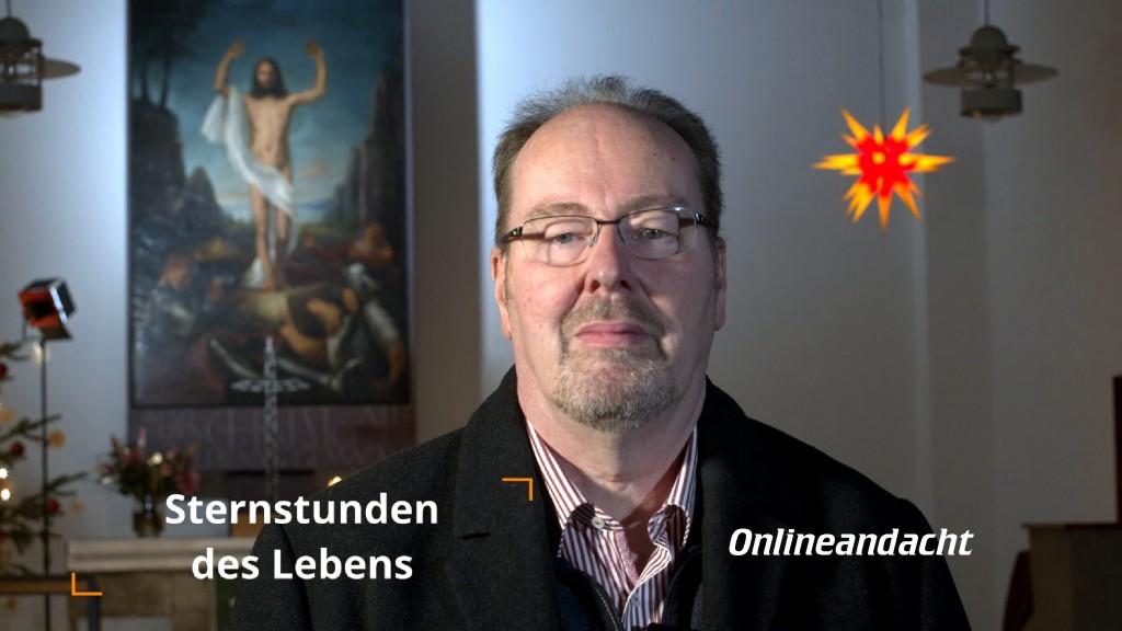 Sternstunden des Lebens - Eine Onlineandacht