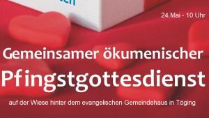 Ökumenischer Pfingstmontag