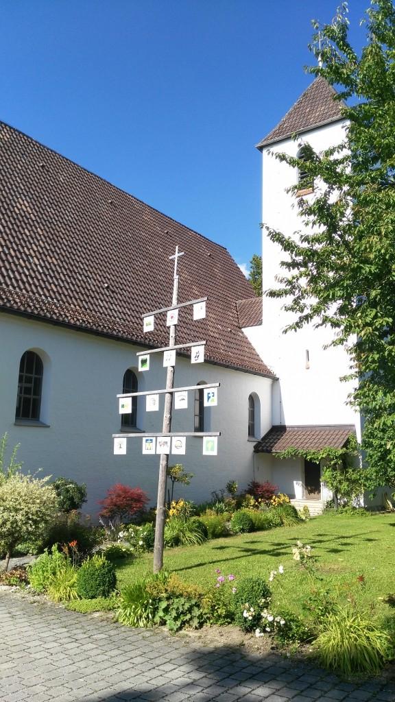 An Pfingsten wieder Gottesdienste - Ökumenischer Gottesdienst am Pfingstmontag